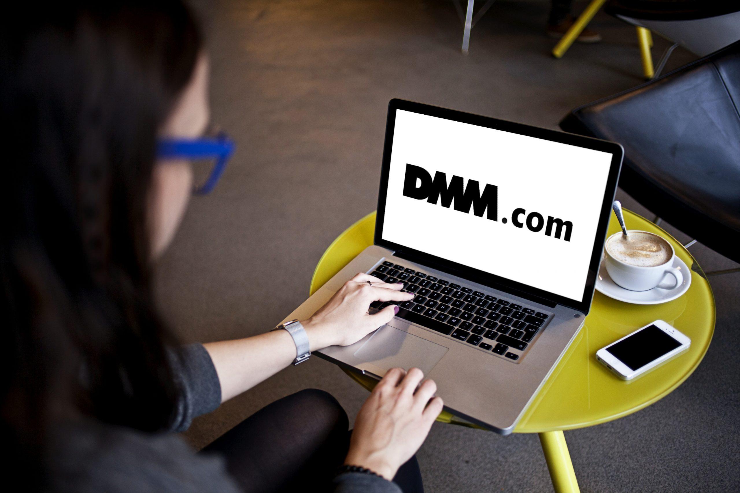 DMM検索ボタン設定
